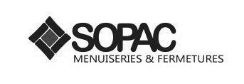 Logo Sopac menuiseries et fermetures
