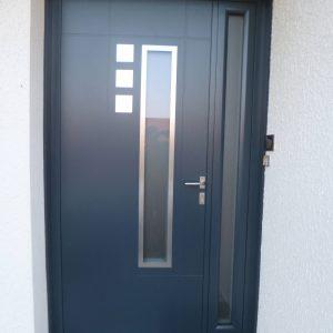 Porte d'entrée Sopac
